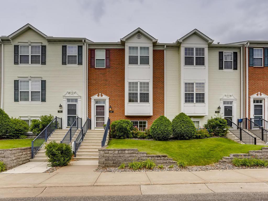 707 Village Property Photo - Circle Pines, MN real estate listing