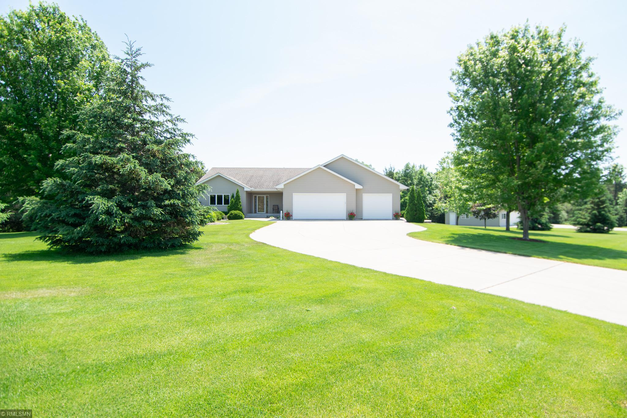 16523 Orchid Street Property Photo - Andover, MN real estate listing