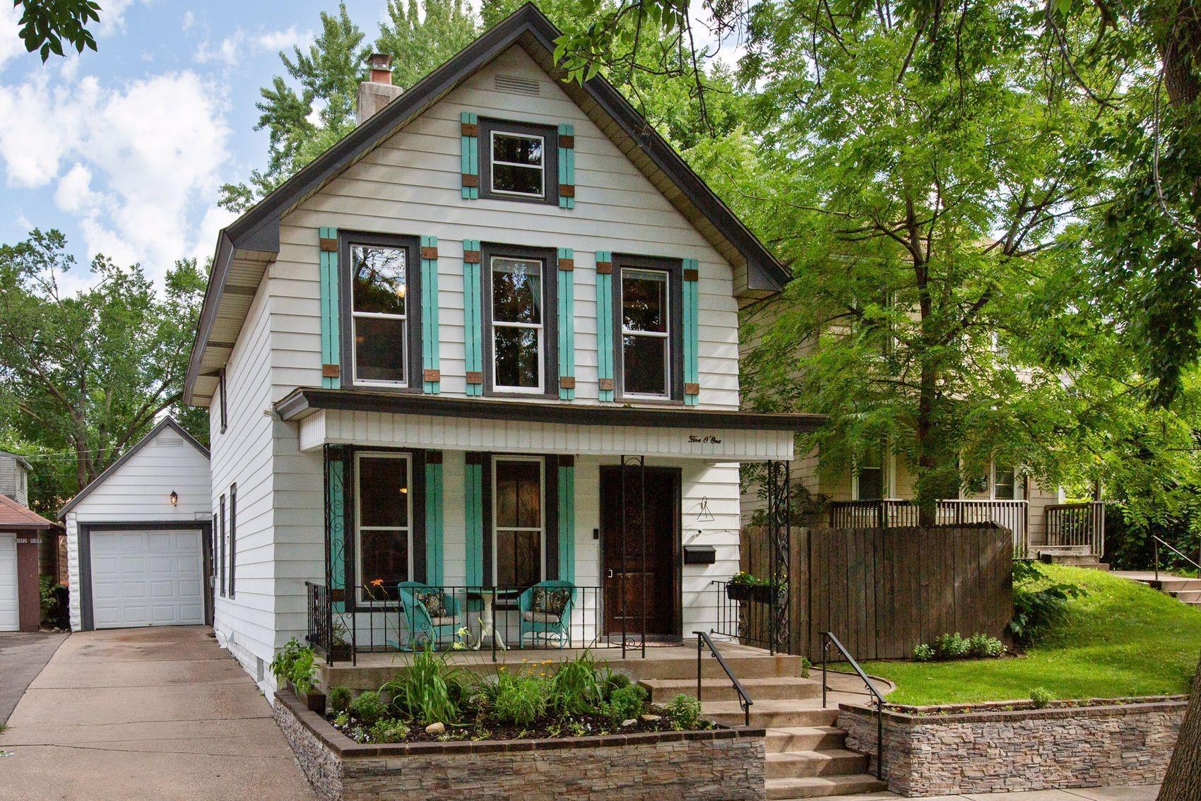 501 Beaumont Street Property Photo - Saint Paul, MN real estate listing