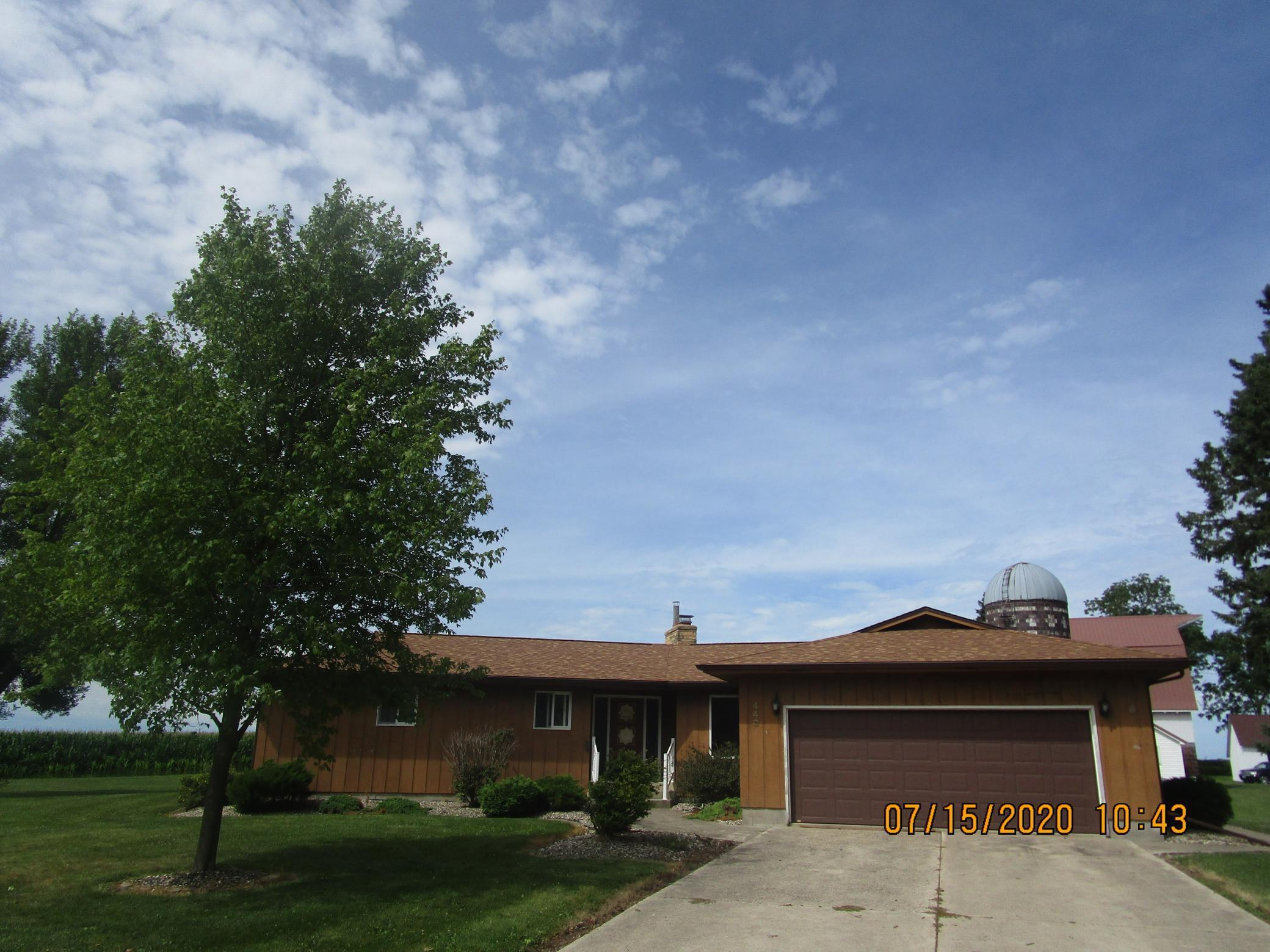 440 Ash S Property Photo - New Richland, MN real estate listing