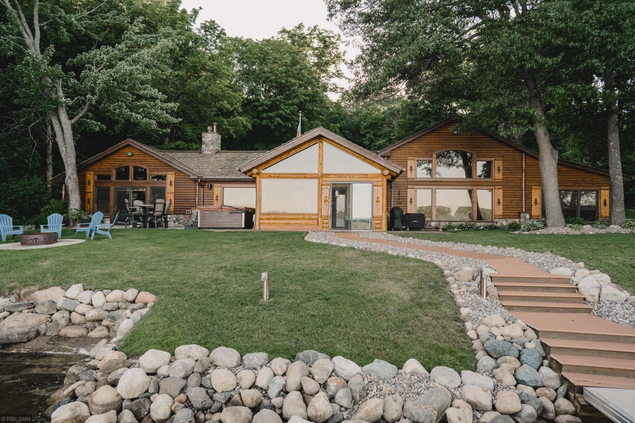 22805 Agate Shores Property Photo - Deerwood, MN real estate listing