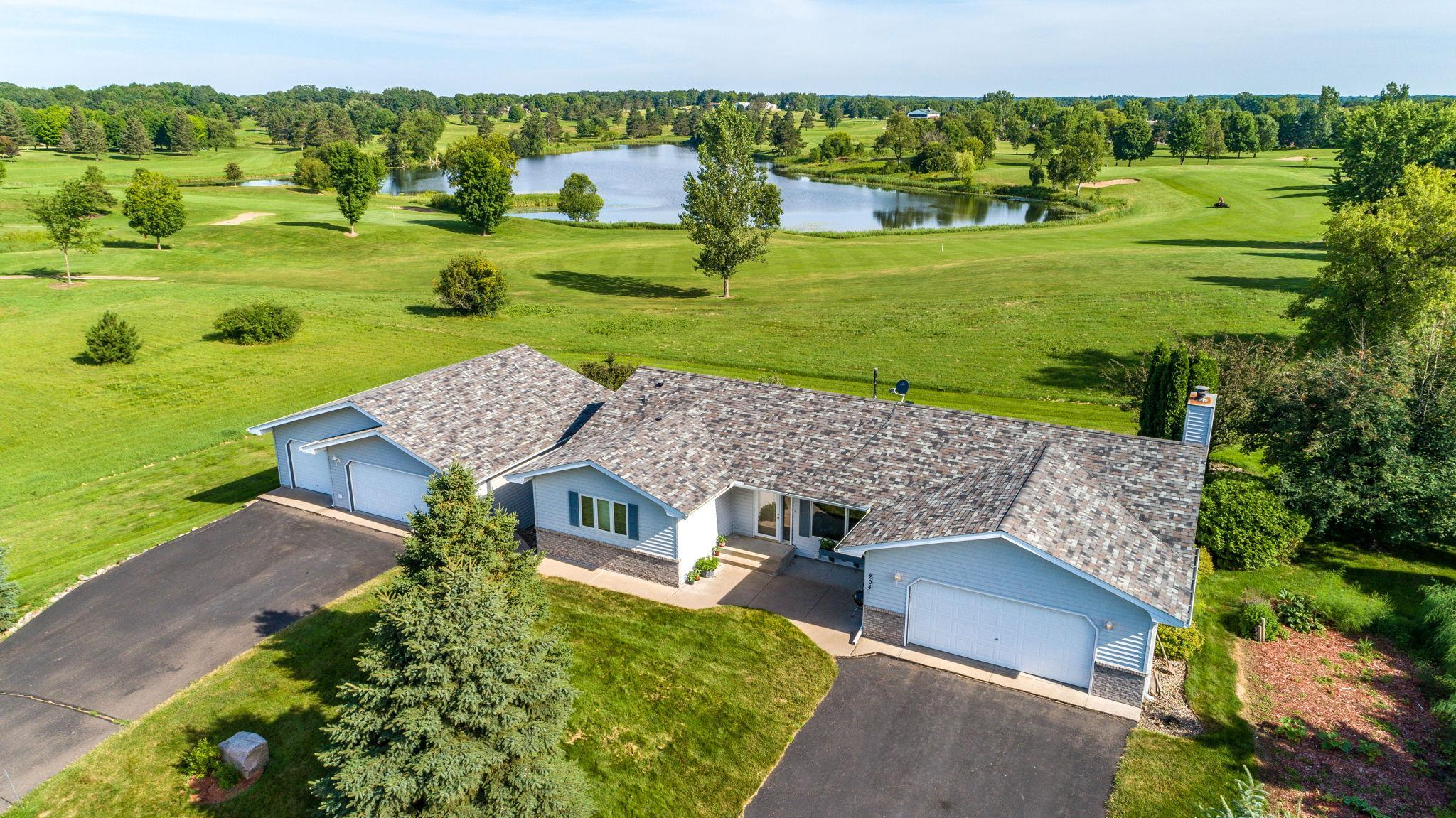 204 Griffin Street W Property Photo - Amery, WI real estate listing