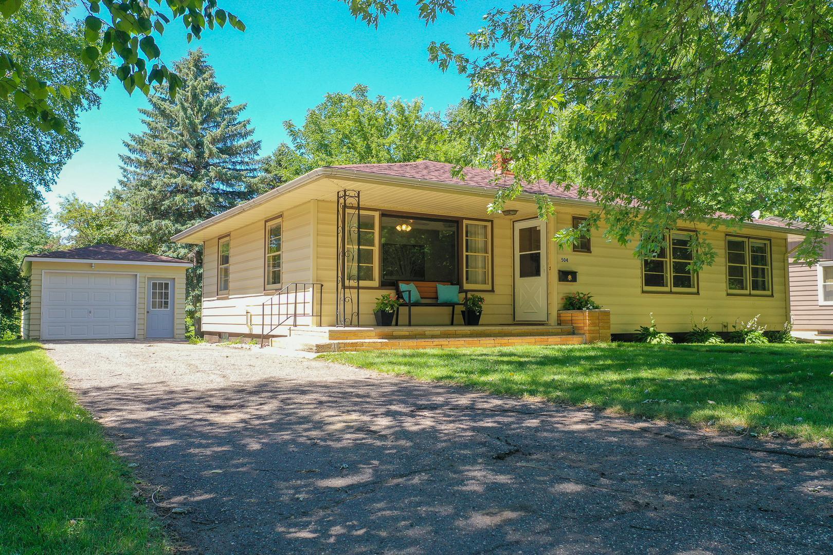 504 3rd SE Property Photo - Glenwood Twp, MN real estate listing