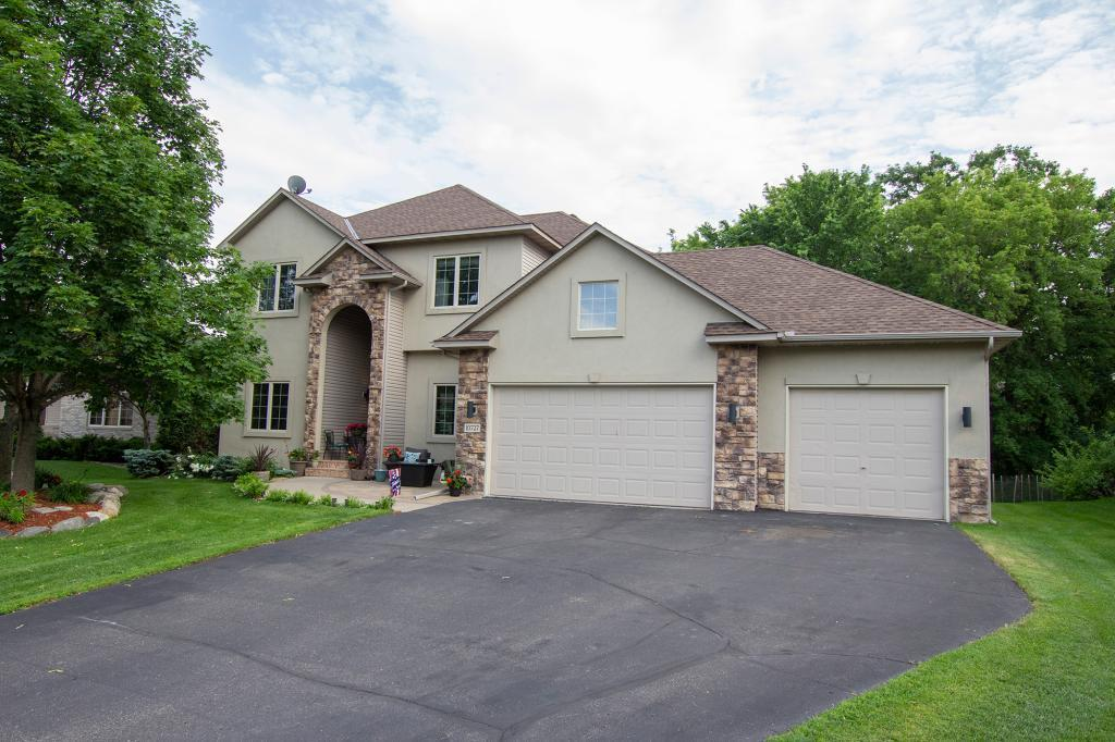 10727 Woodland Drive N Property Photo - Champlin, MN real estate listing