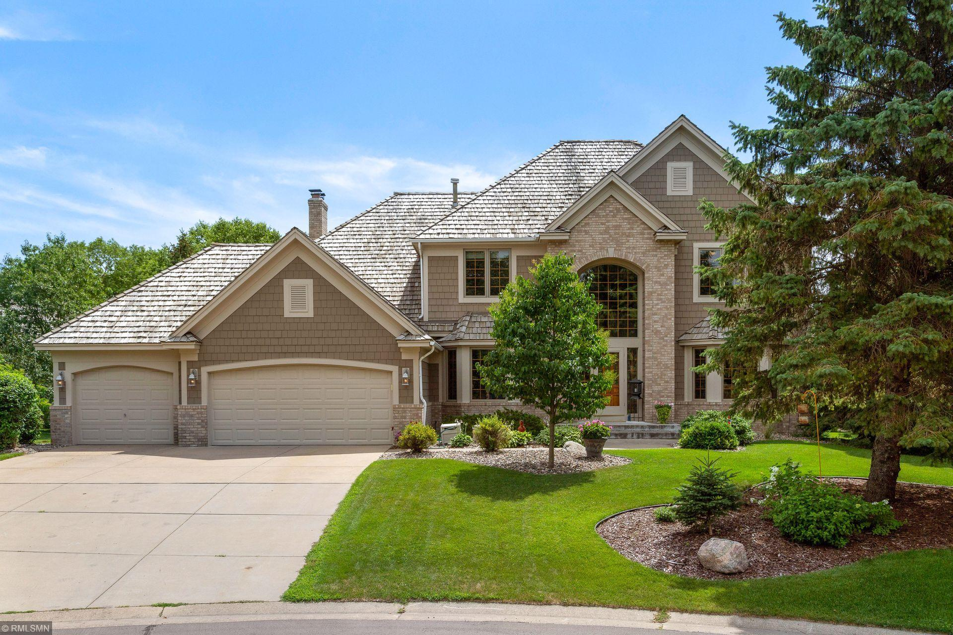 5971 Lorraine Court Property Photo - Shoreview, MN real estate listing