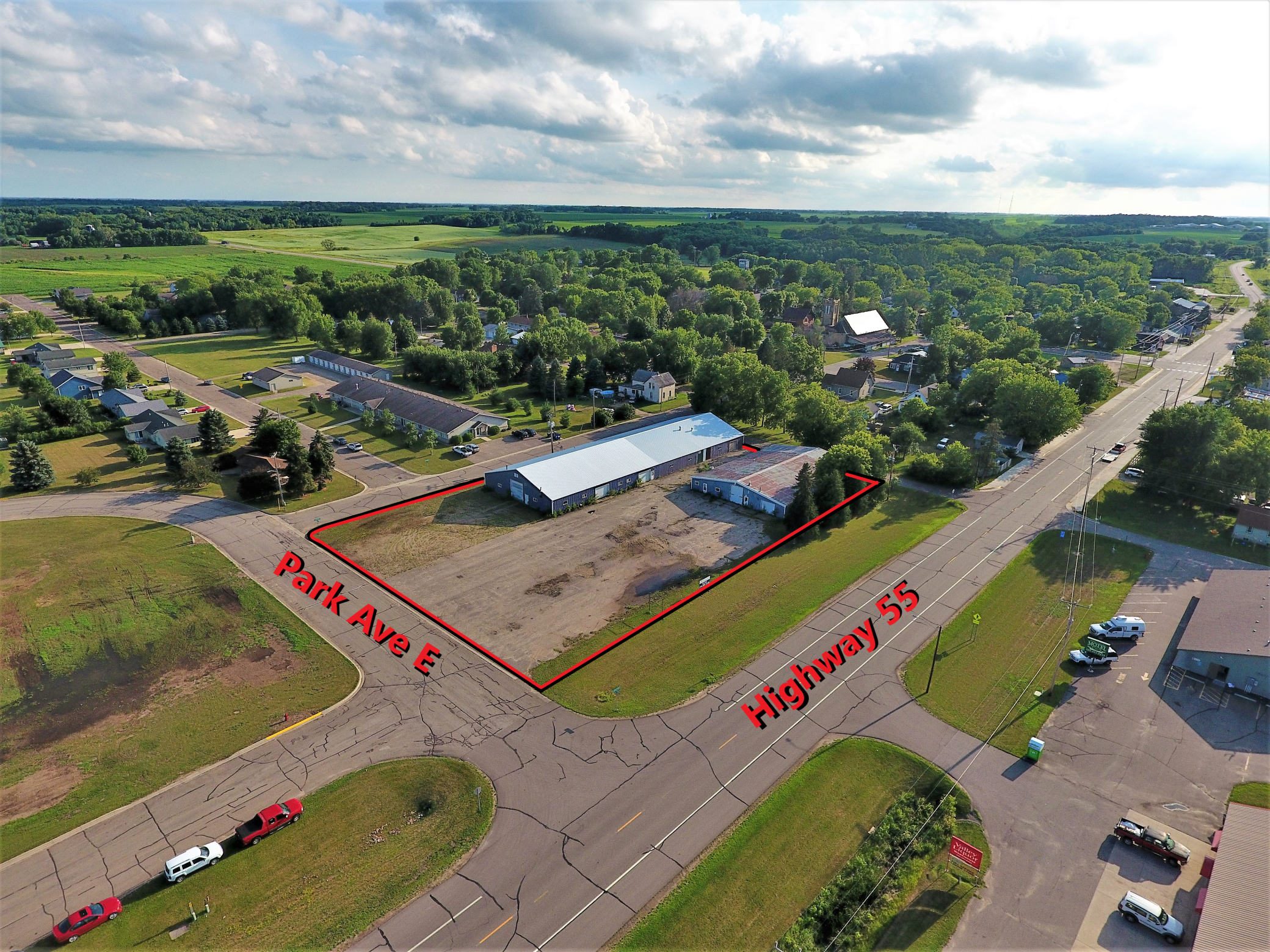 332 Meeker Avenue E Property Photo - Eden Valley, MN real estate listing