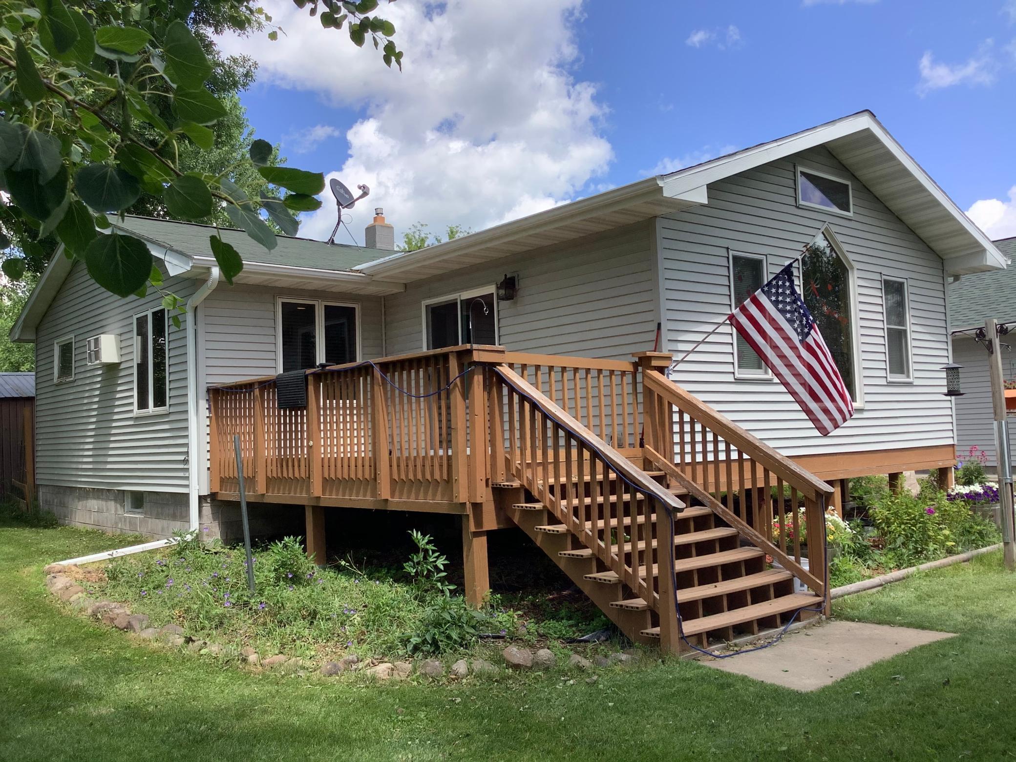 9632 N Mudhen Lake Drive Property Photo - Siren, WI real estate listing
