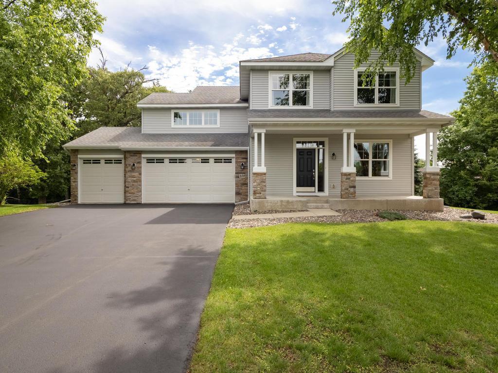 410 Creekwood Circle N Property Photo - Champlin, MN real estate listing
