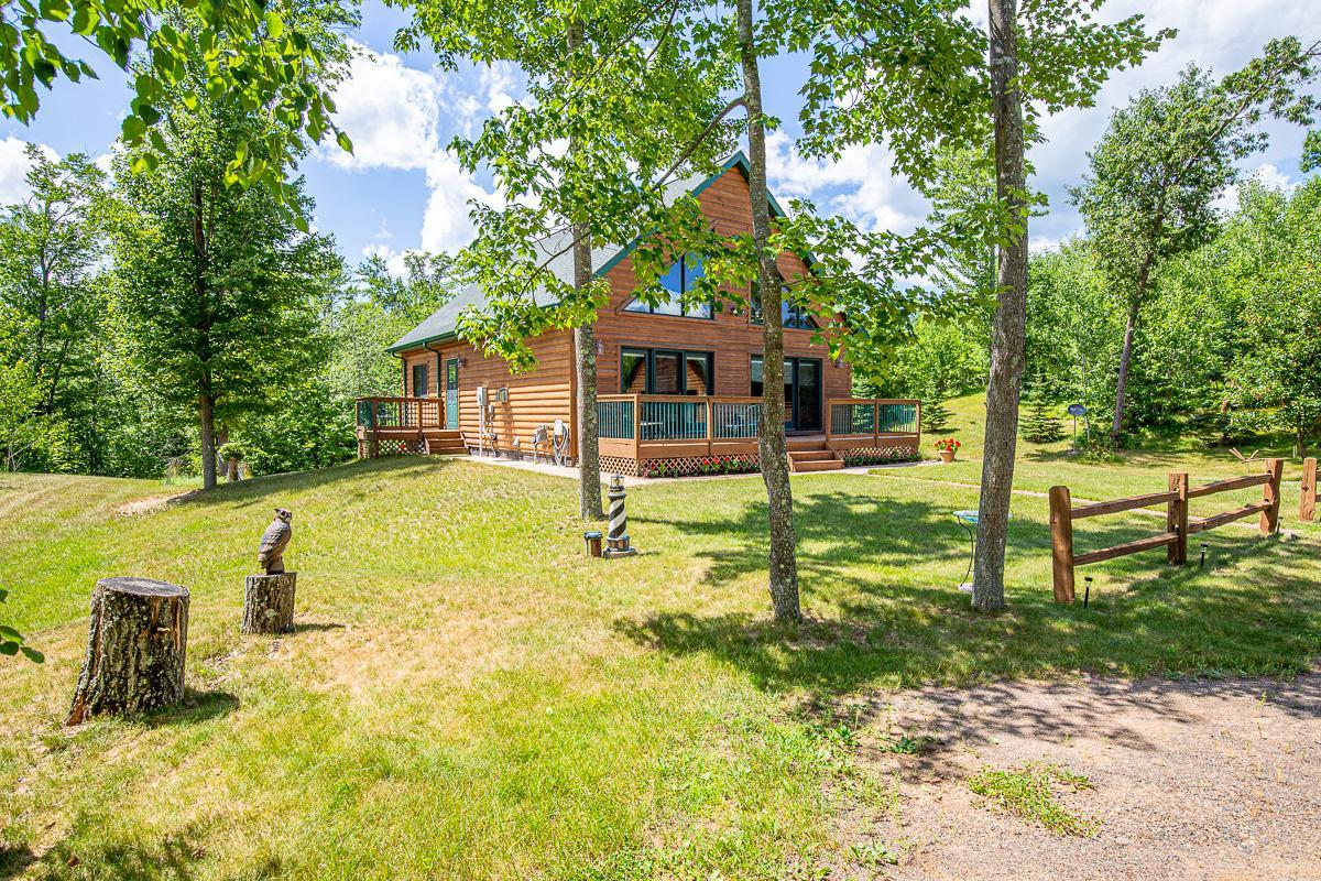 7266 Fremsted Road Property Photo - Danbury, WI real estate listing