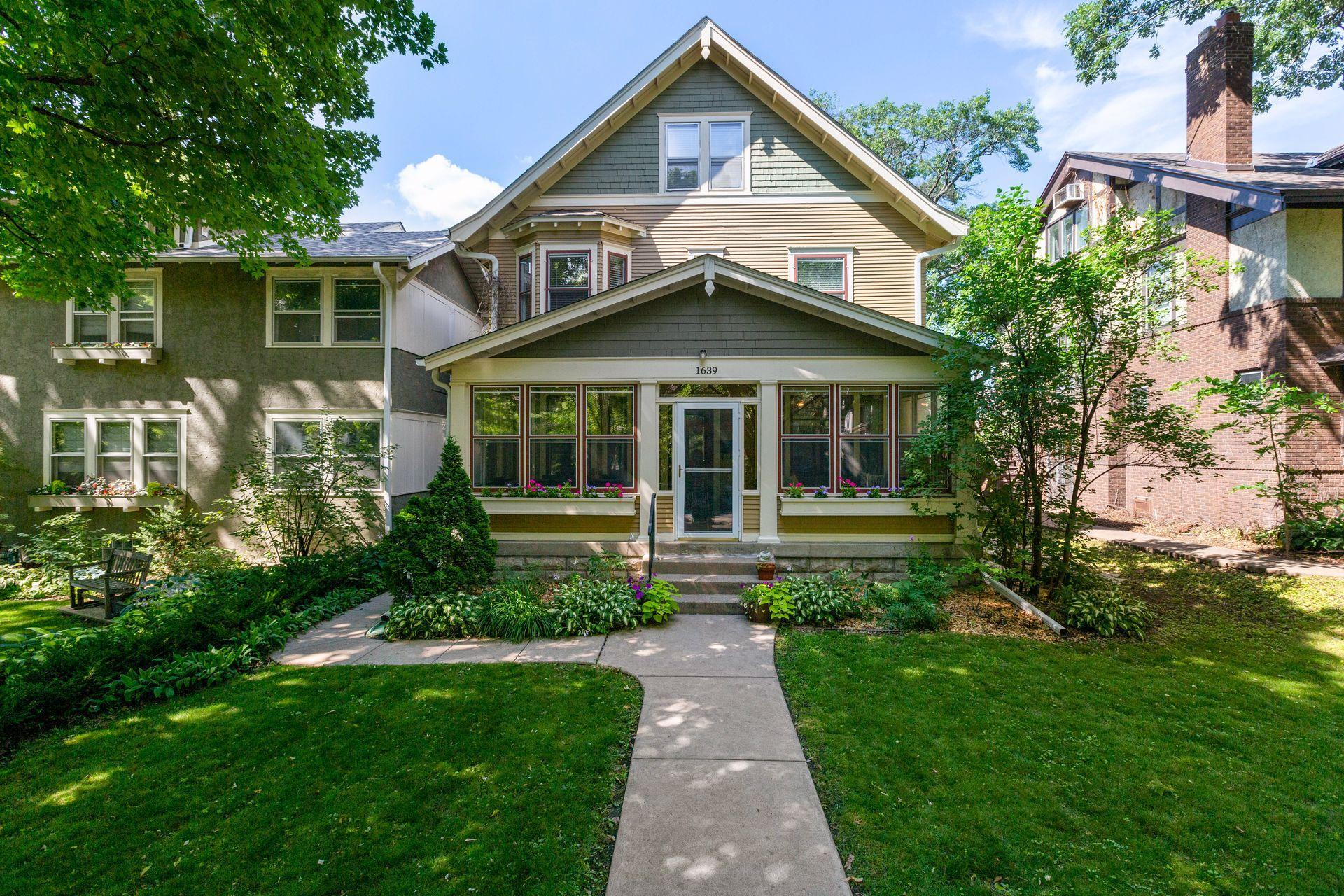 1639 Portland Avenue Property Photo - Saint Paul, MN real estate listing