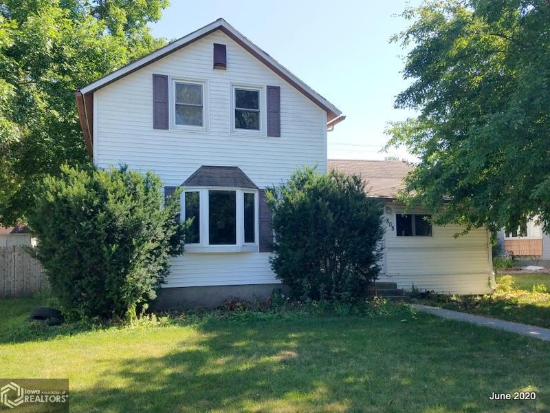 805 Washington Property Photo - Jefferson, IA real estate listing