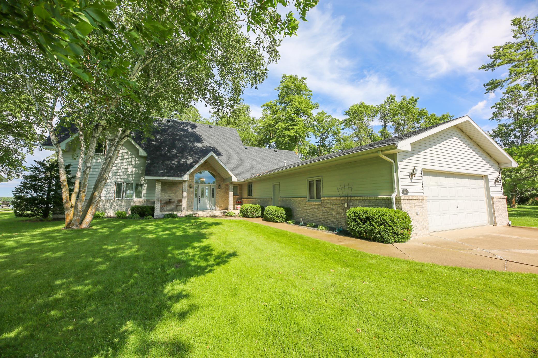 8592 E Lk Carlos Dr NE Property Photo - Carlos, MN real estate listing