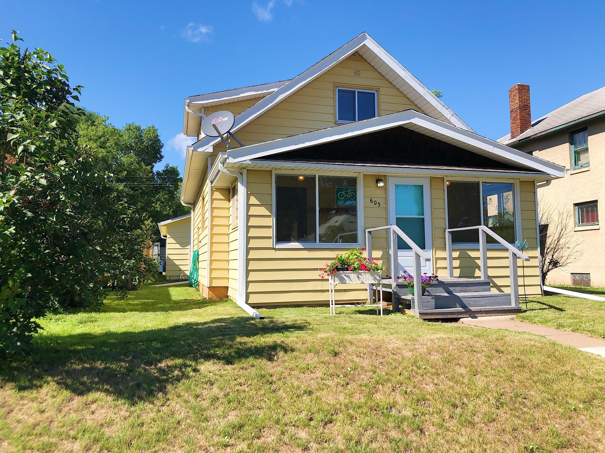603 3rd Street SW Property Photo - Crosby, MN real estate listing