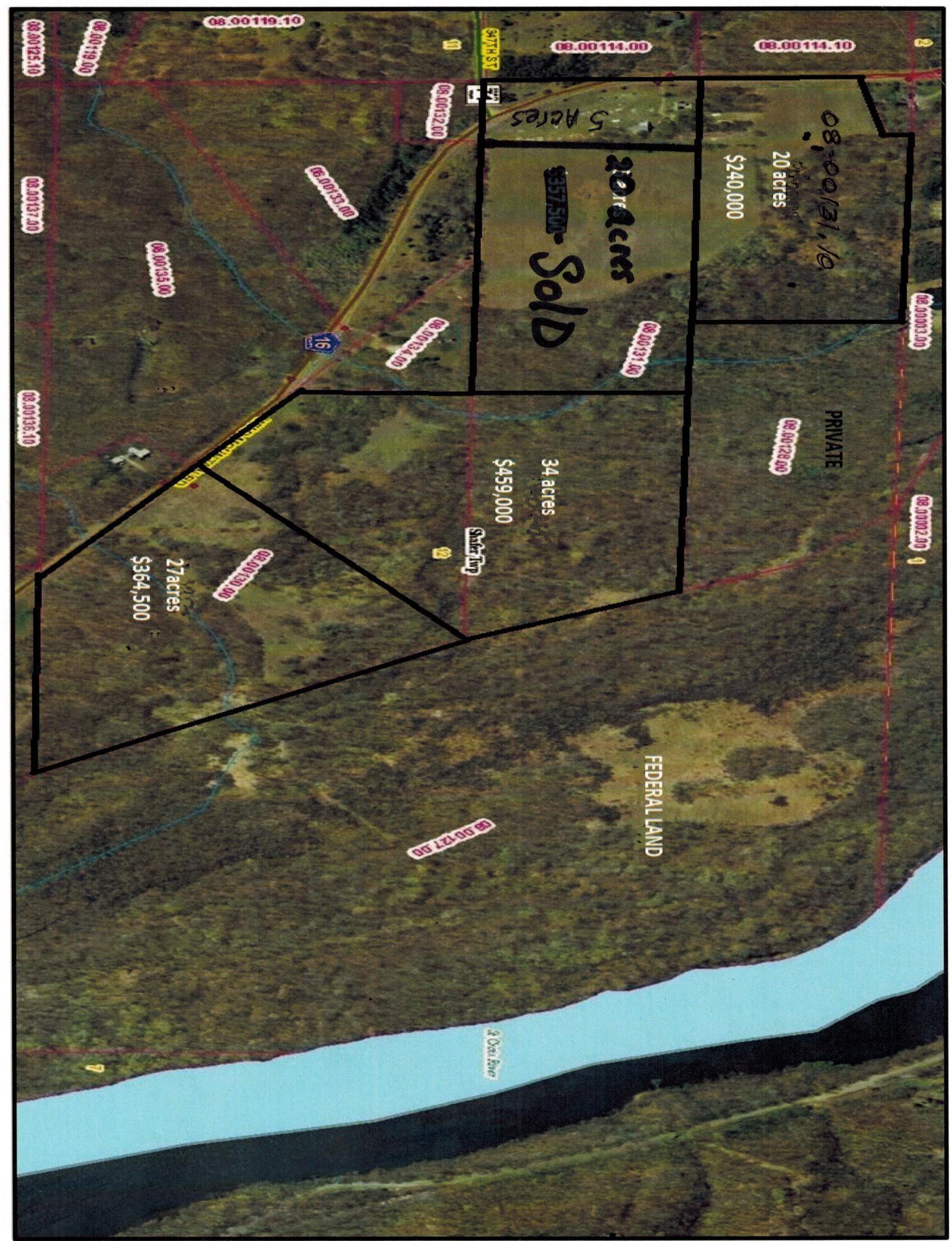 XXX Wild Mountain Road Property Photo - Shafer Twp, MN real estate listing