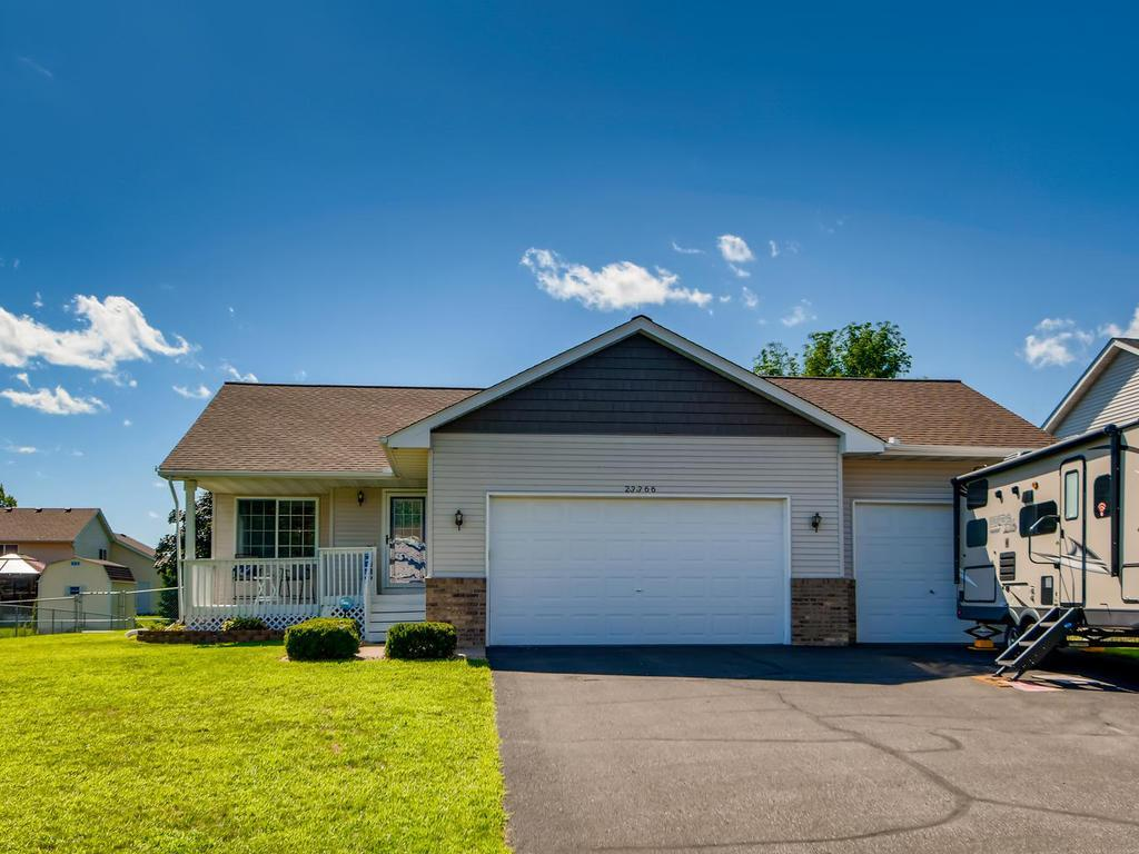 23366 Ivywood Street NW Property Photo - Saint Francis, MN real estate listing