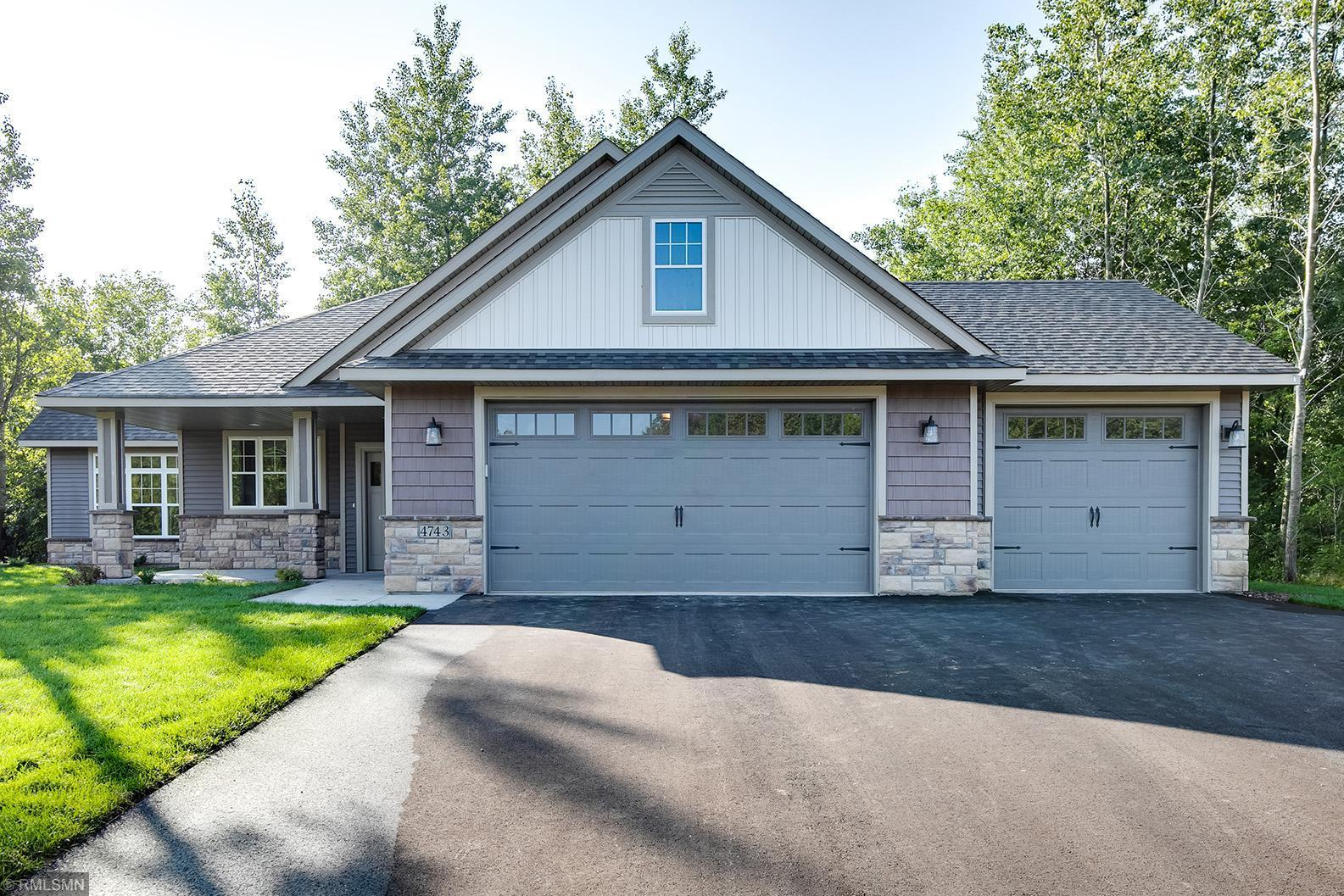 4743 381st Trail Property Photo - North Branch, MN real estate listing