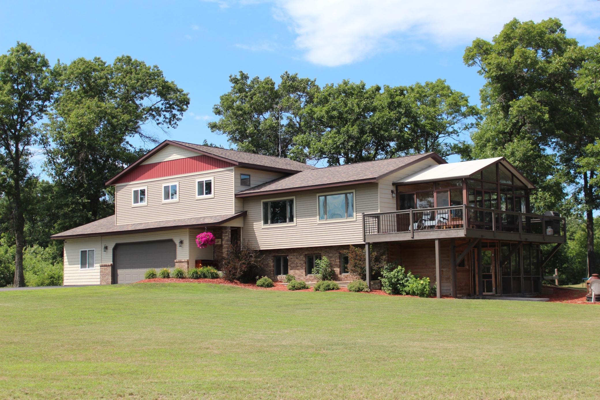 23094 Thorson Property Photo - Grantsburg, WI real estate listing