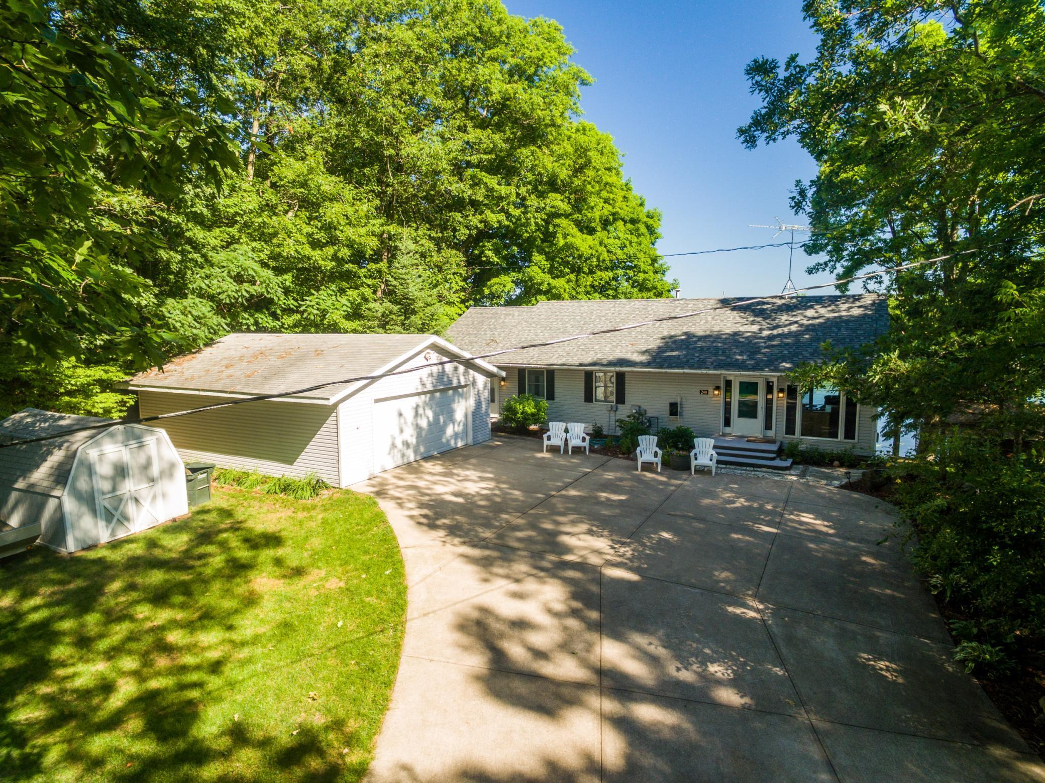 240 County Road I Property Photo - Balsam Lake, WI real estate listing