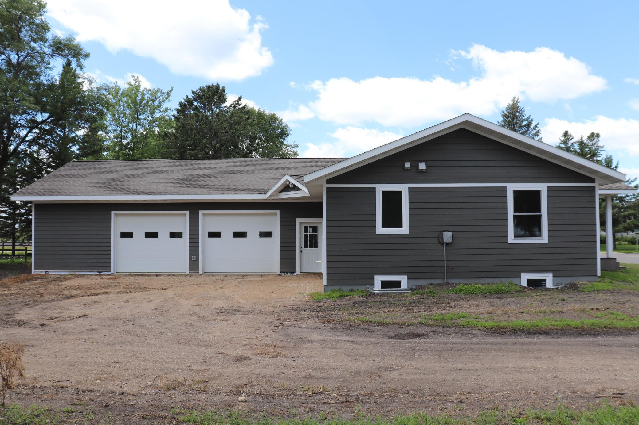 401 Louisiana Avenue Property Photo - Hoffman, MN real estate listing