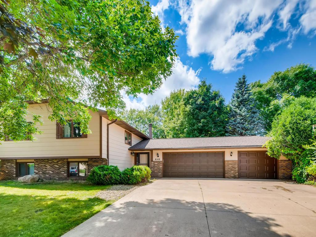 8149 Vincent Avenue N Property Photo - Brooklyn Park, MN real estate listing
