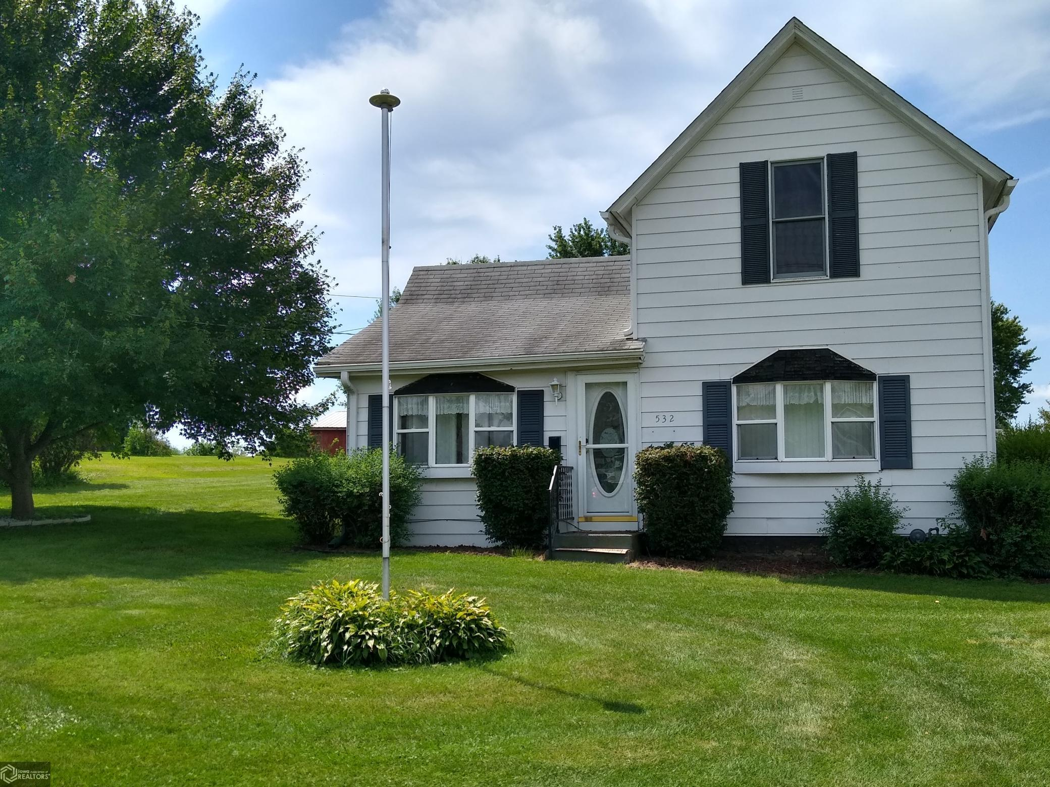 532 Harrison Property Photo - Grinnell, IA real estate listing