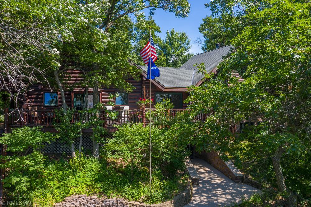 4073 Shamineau View Road Property Photo - Motley, MN real estate listing