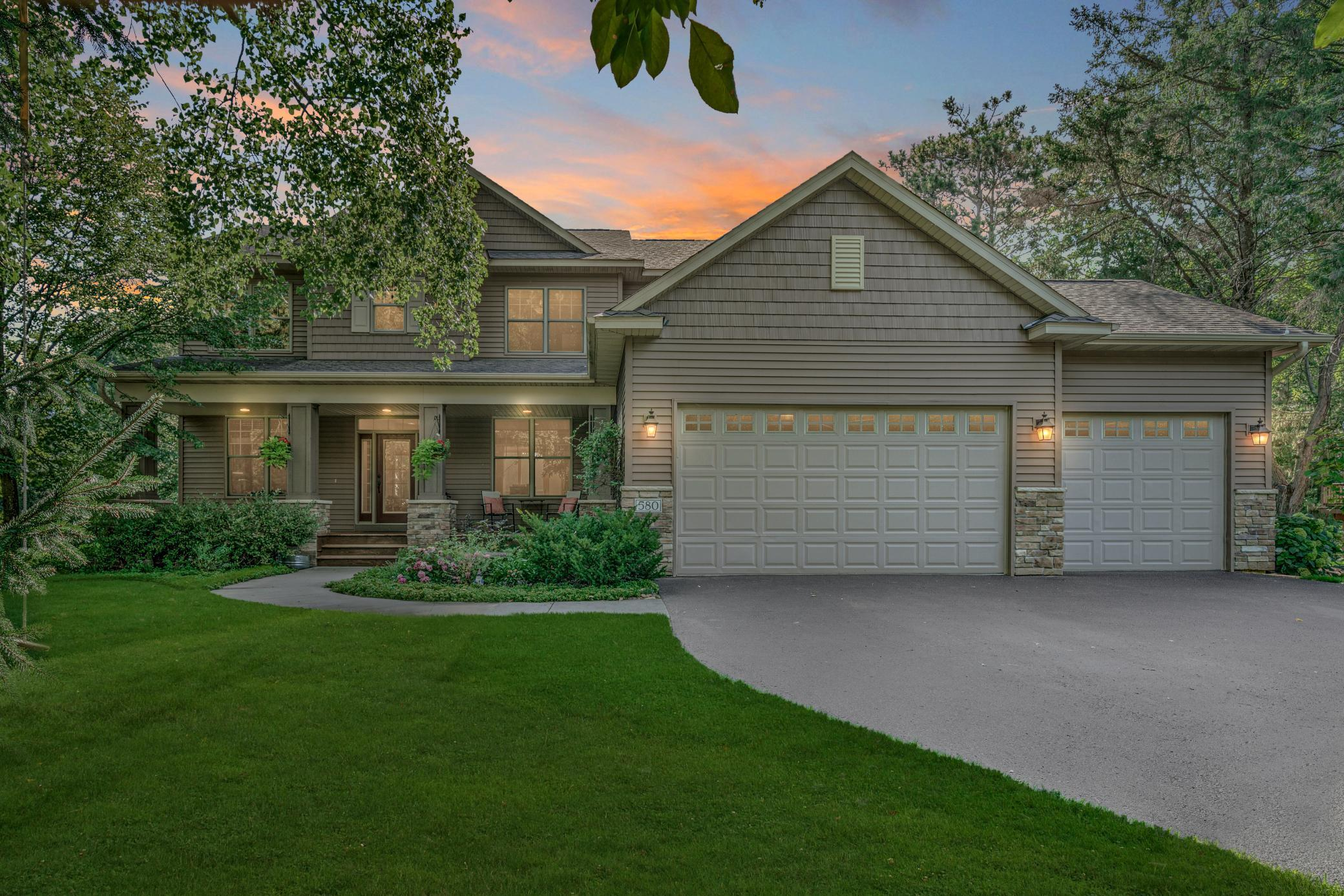 580 Warner Avenue S Property Photo - Mahtomedi, MN real estate listing