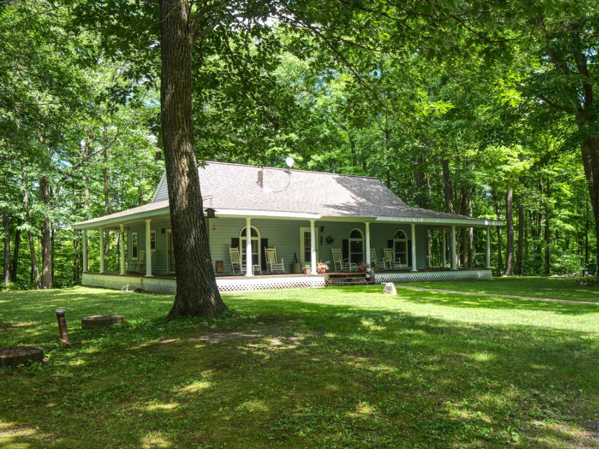 2824 County Road E Property Photo - McKinley Twp, WI real estate listing