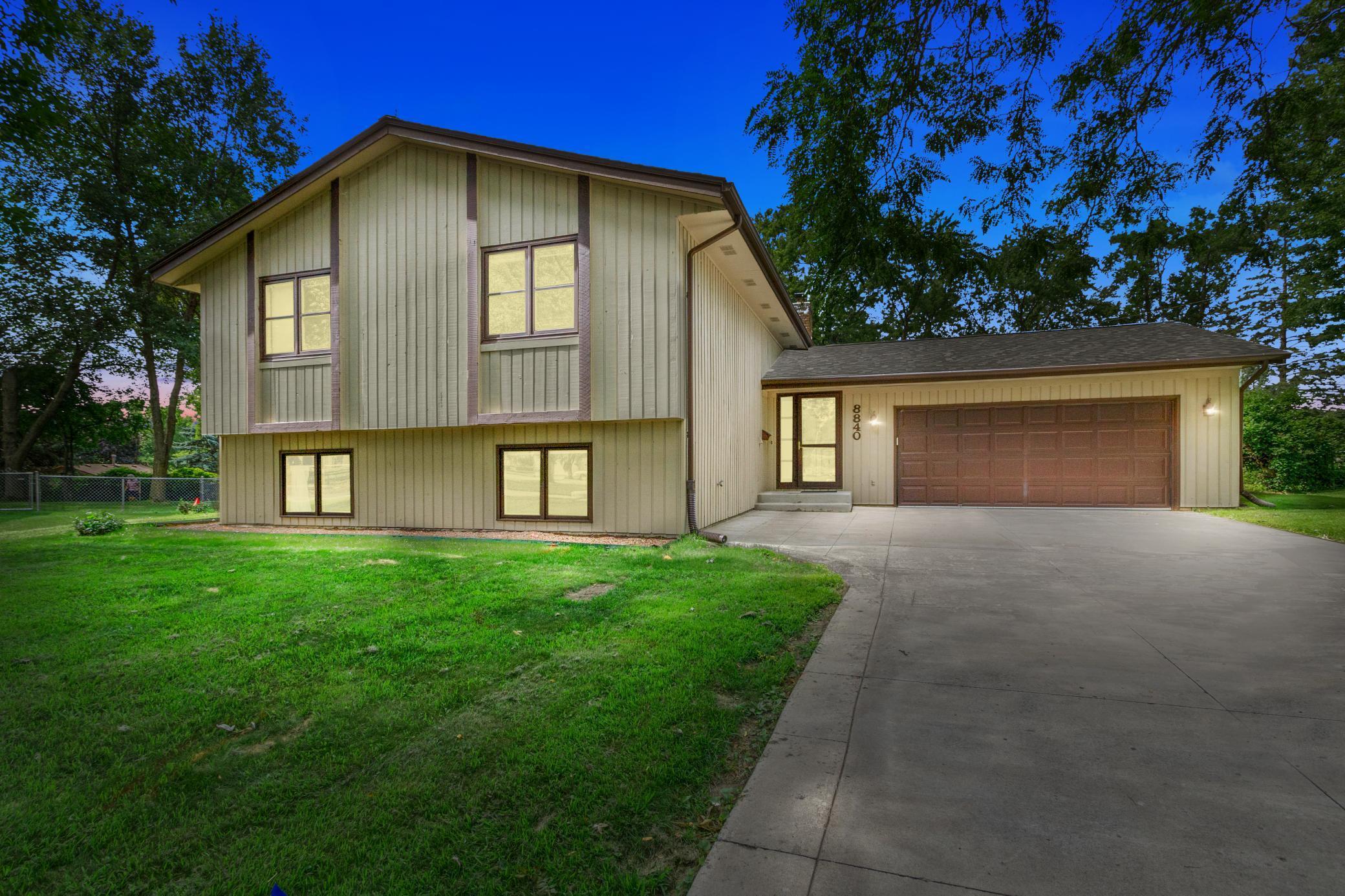 8840 Xerxes Circle S Property Photo - Bloomington, MN real estate listing