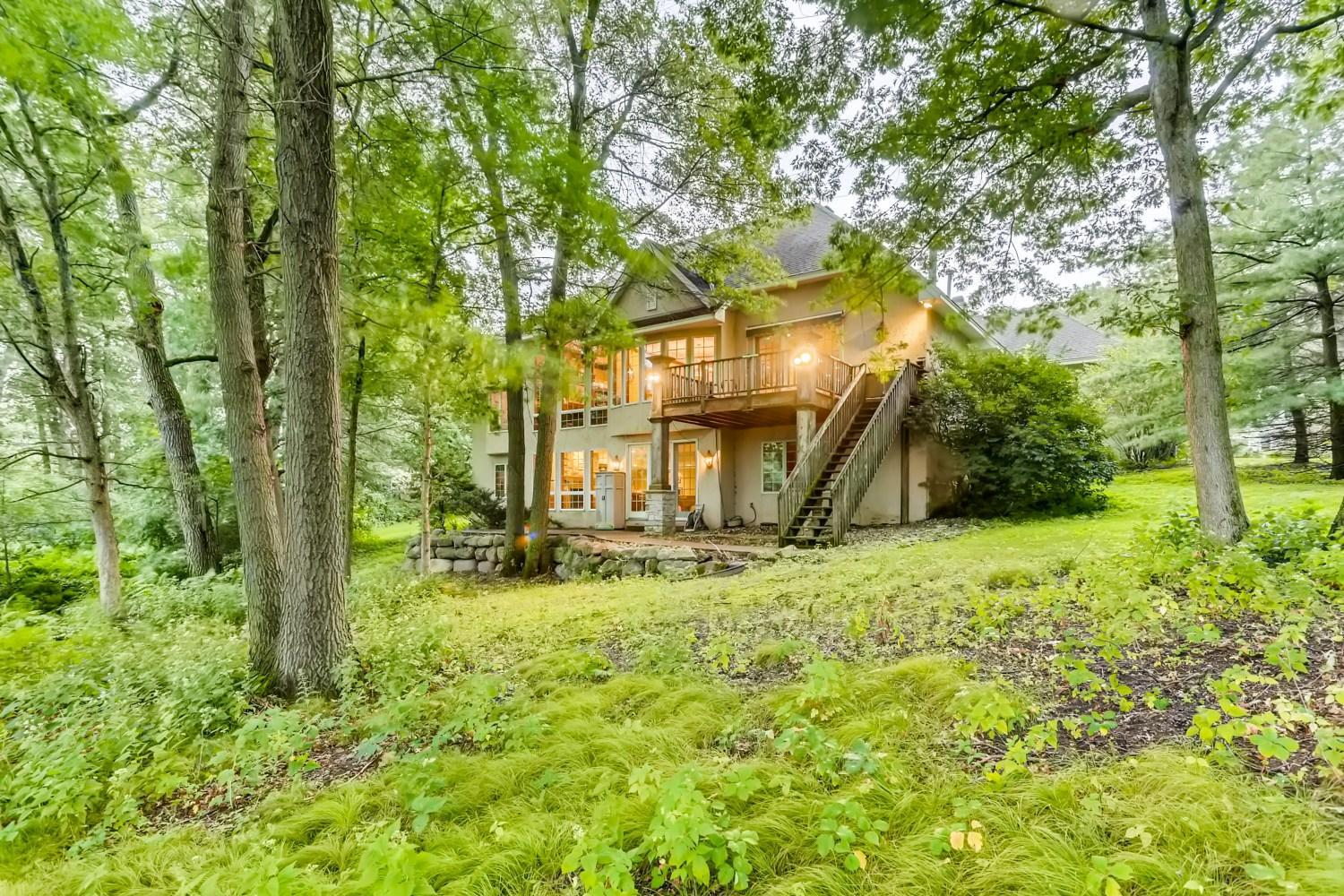 42 Forest Trail Property Photo - Mahtomedi, MN real estate listing