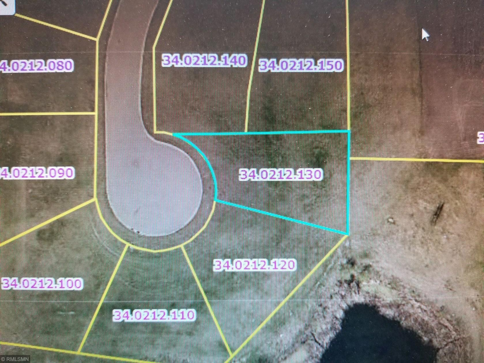 Lot 10 Blk 2 Henry Circle Property Photo - Green Isle, MN real estate listing