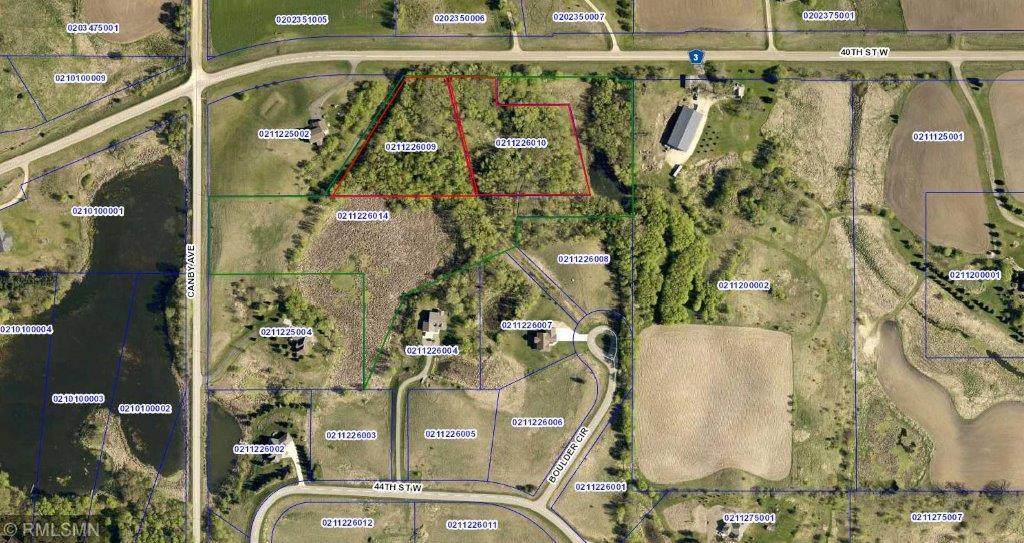 XXXX Boulder Circle Property Photo - Webster, MN real estate listing