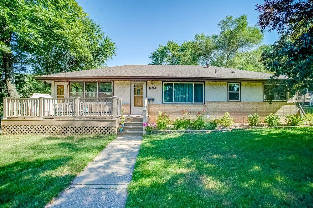 1201 45th NE Property Photo - Columbia Heights, MN real estate listing