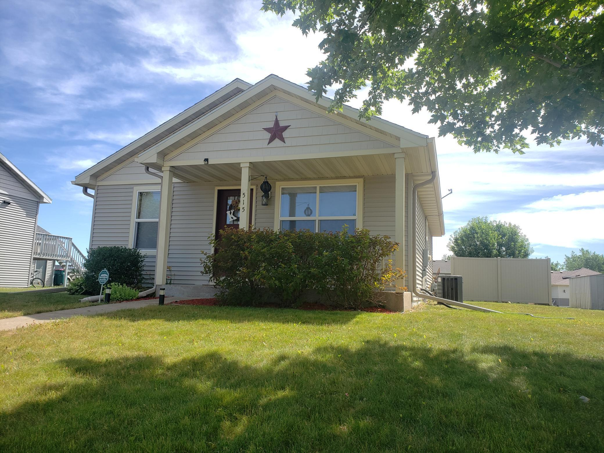 515 Trout Property Photo - Saint Charles, MN real estate listing