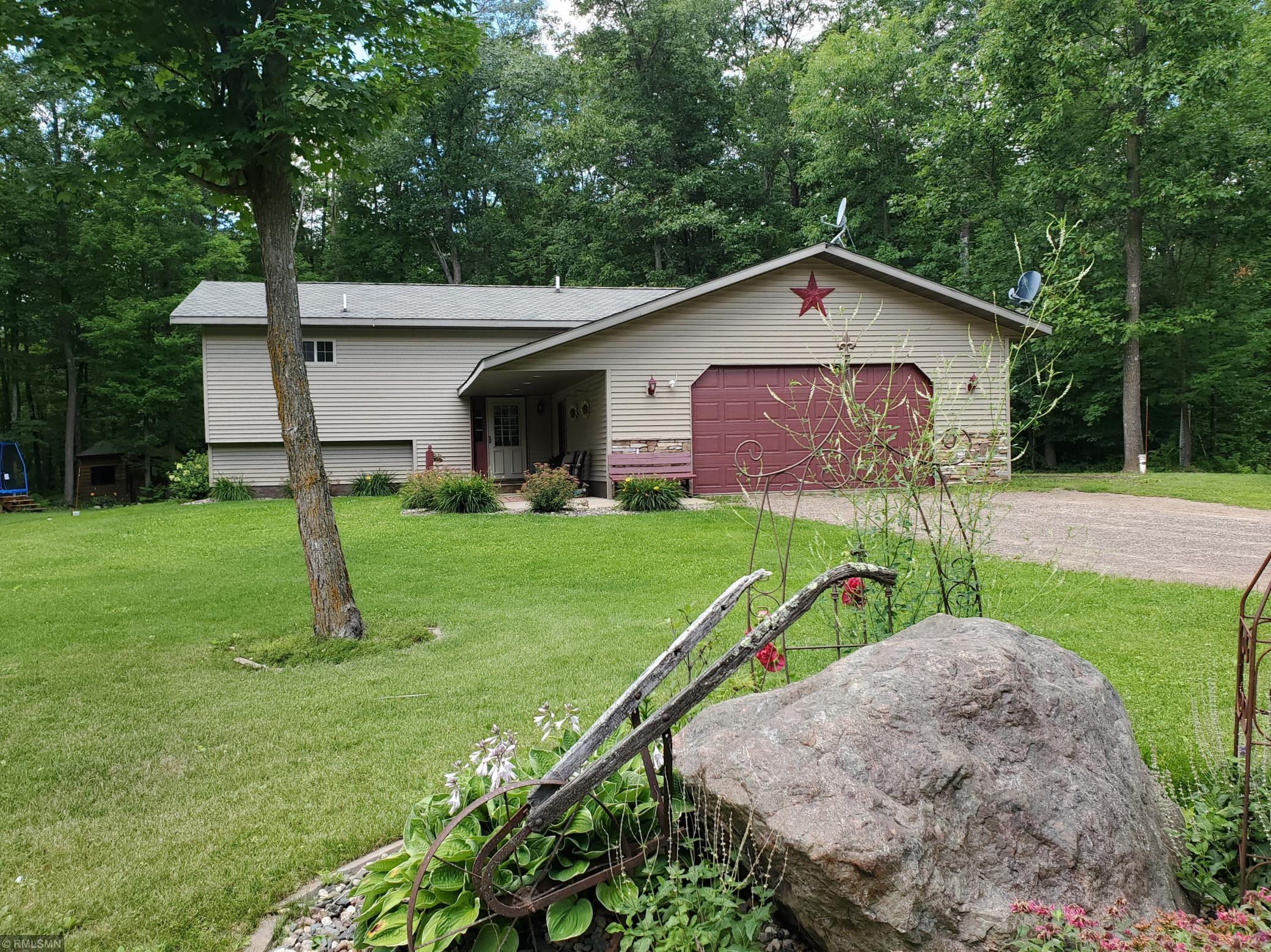 23735 Fox Run Lane Property Photo - Deerwood, MN real estate listing