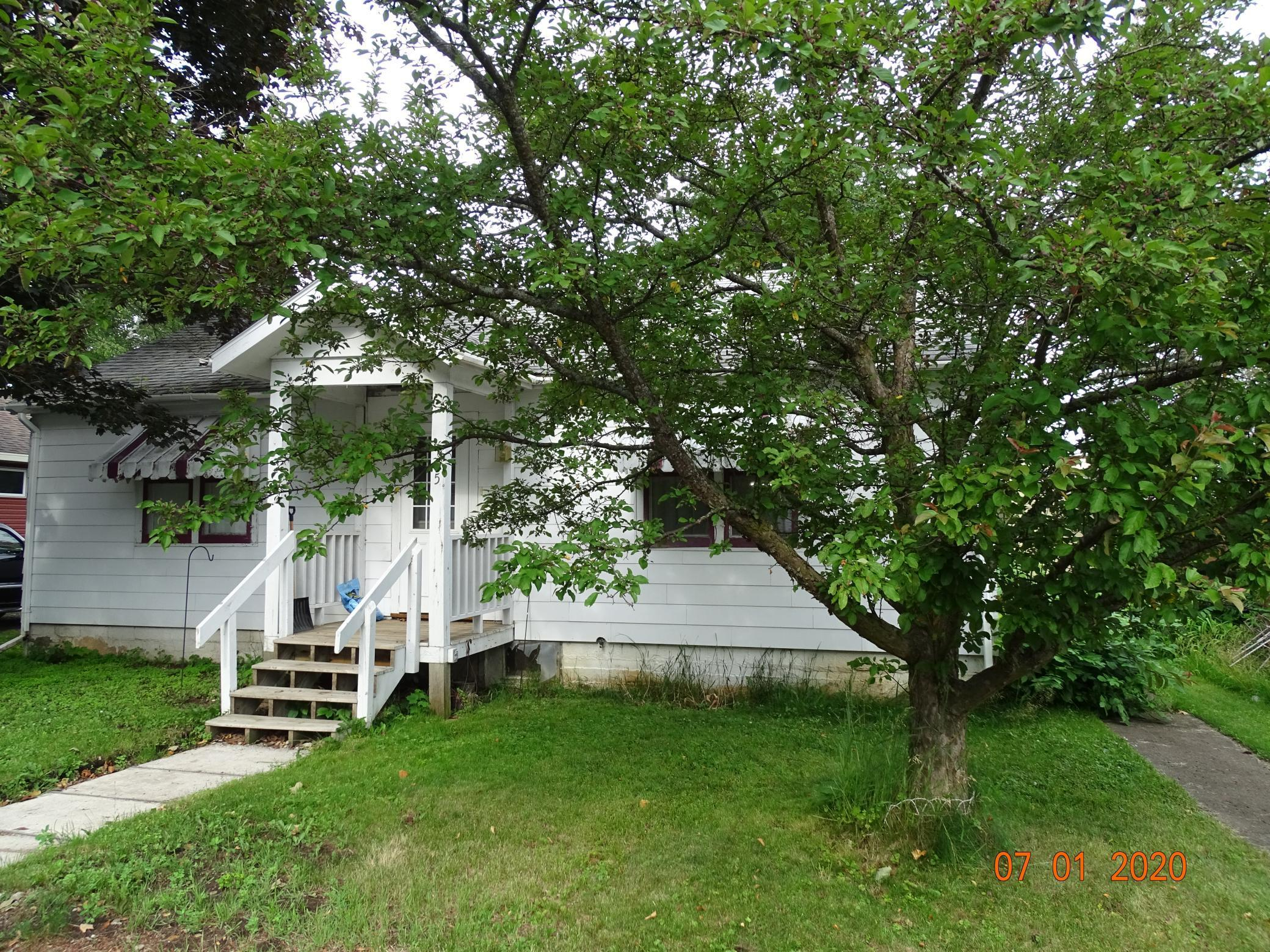 405 Wisconsin Property Photo - Centuria, WI real estate listing