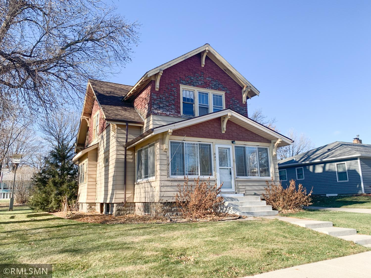 321 6th Street Property Photo - Gaylord, MN real estate listing