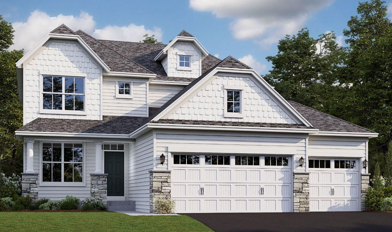 5060 Greenwood Lane Property Photo - Rockford, MN real estate listing
