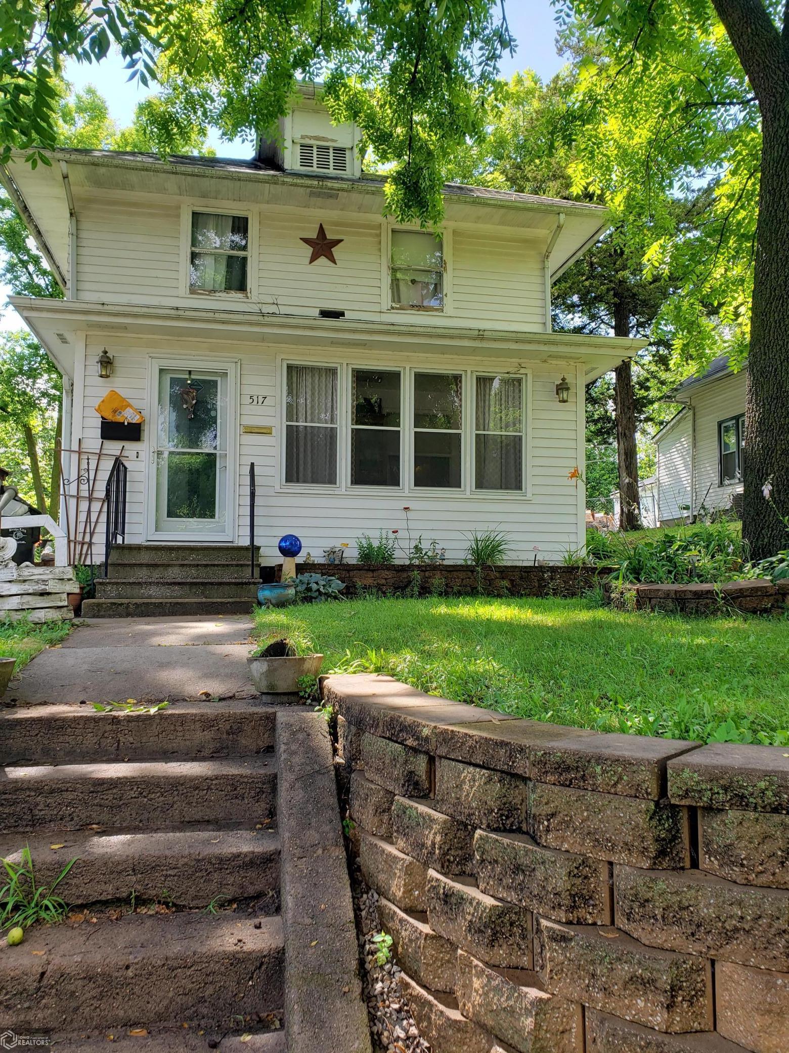517 Frank Property Photo - Ottumwa, IA real estate listing
