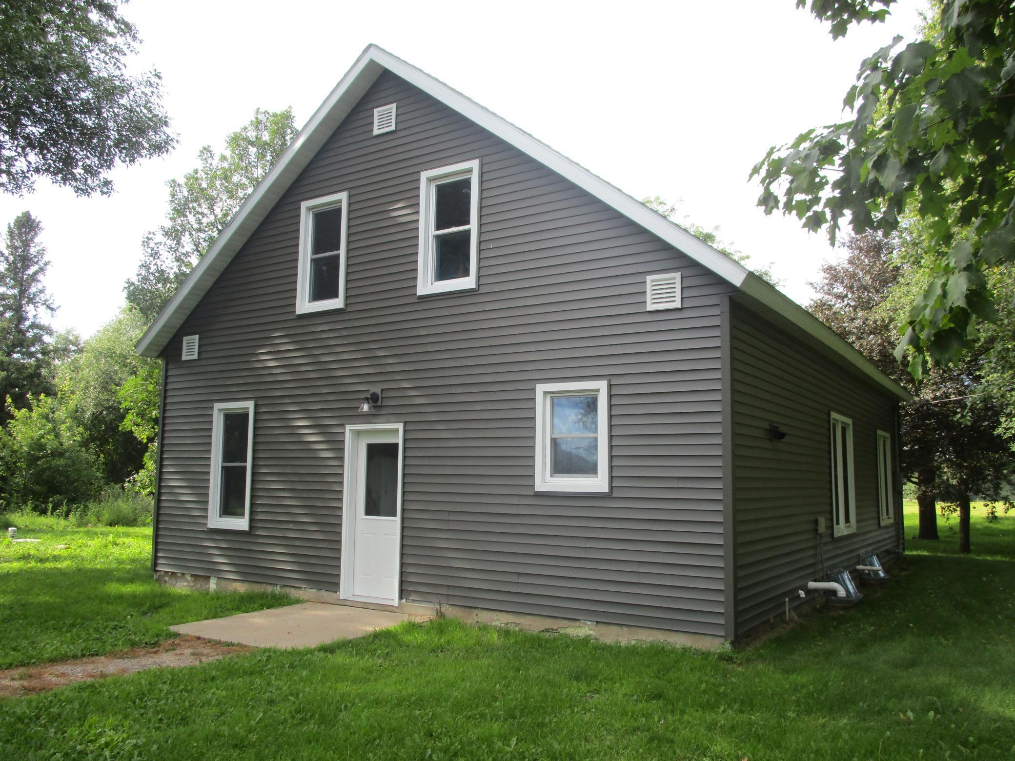 215 Washington Street W Property Photo - Burtrum, MN real estate listing