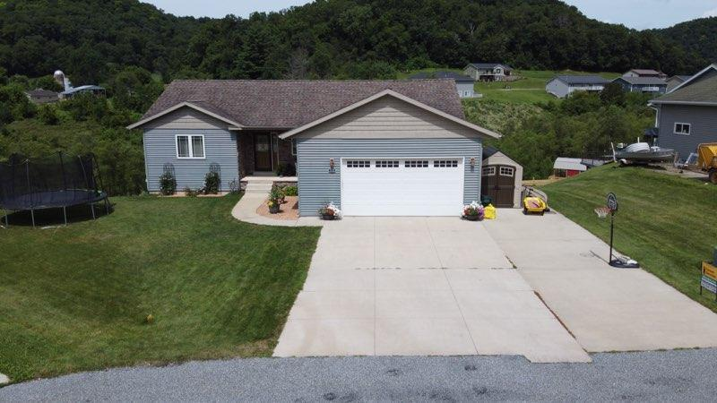 708 Spring Property Photo - Brownsville, MN real estate listing