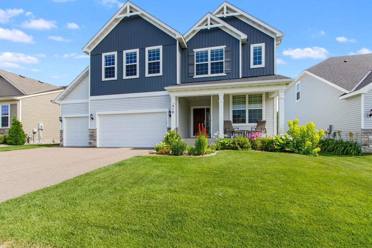 510 14th Street NW Property Photo - New Brighton, MN real estate listing