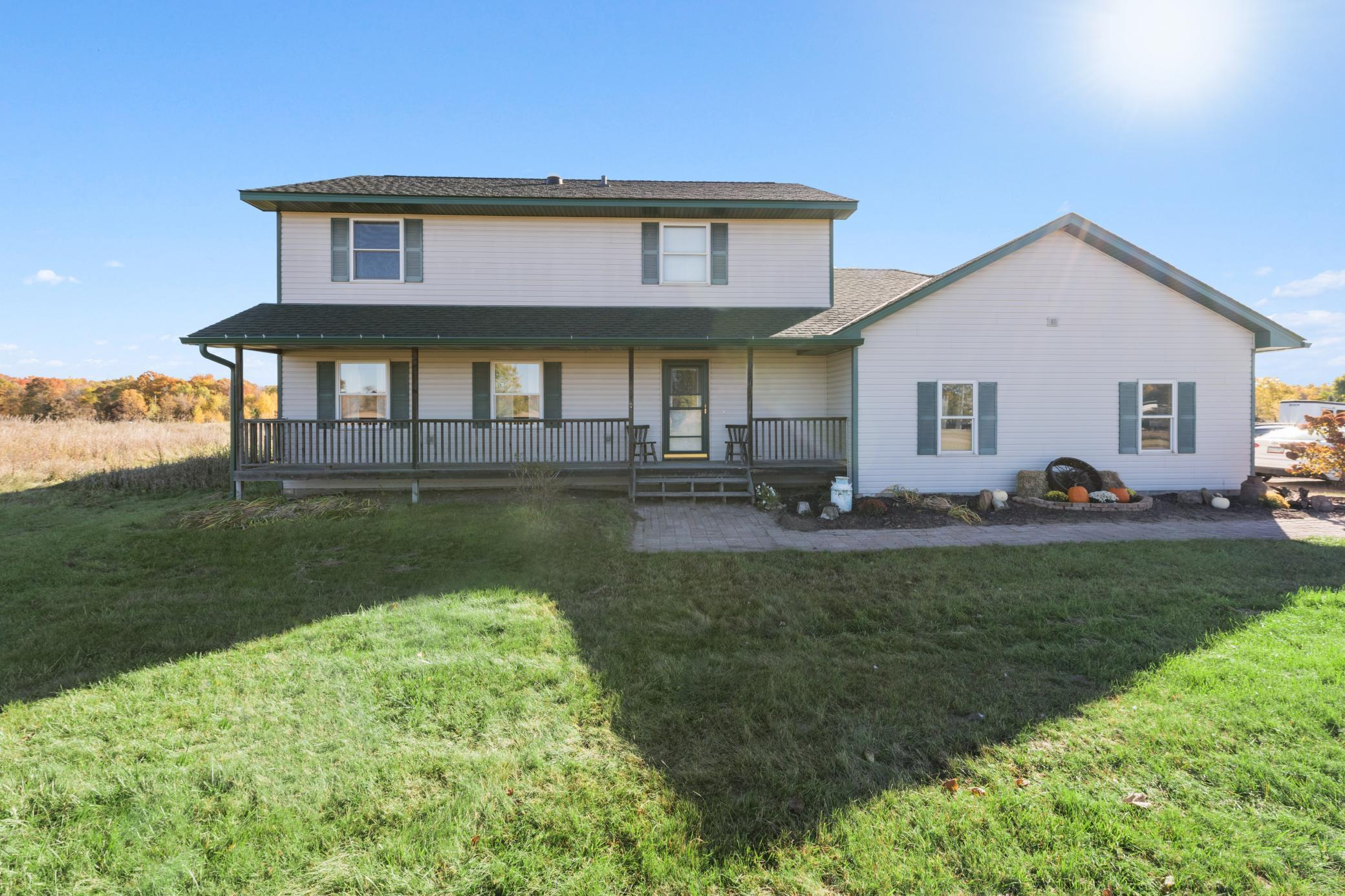 41161 Poor Farm Road Property Photo - North Branch, MN real estate listing
