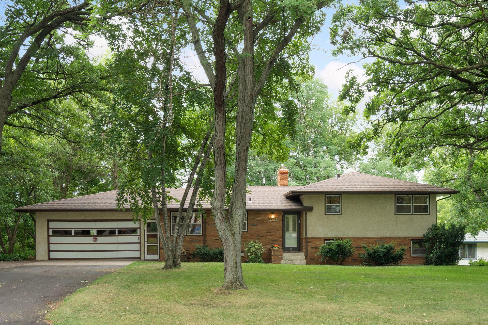 6957 Hickory Drive NE Property Photo - Fridley, MN real estate listing