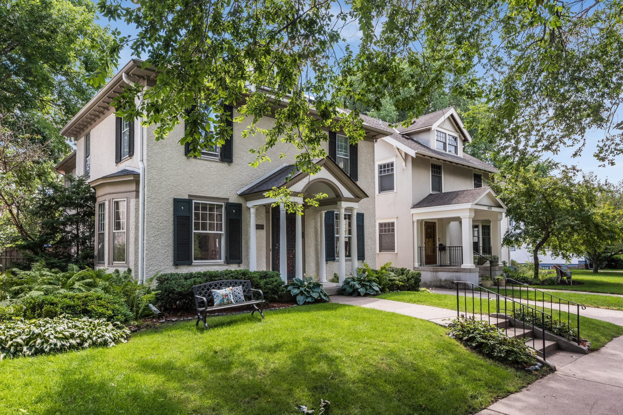 4323 Dupont Avenue S Property Photo - Minneapolis, MN real estate listing