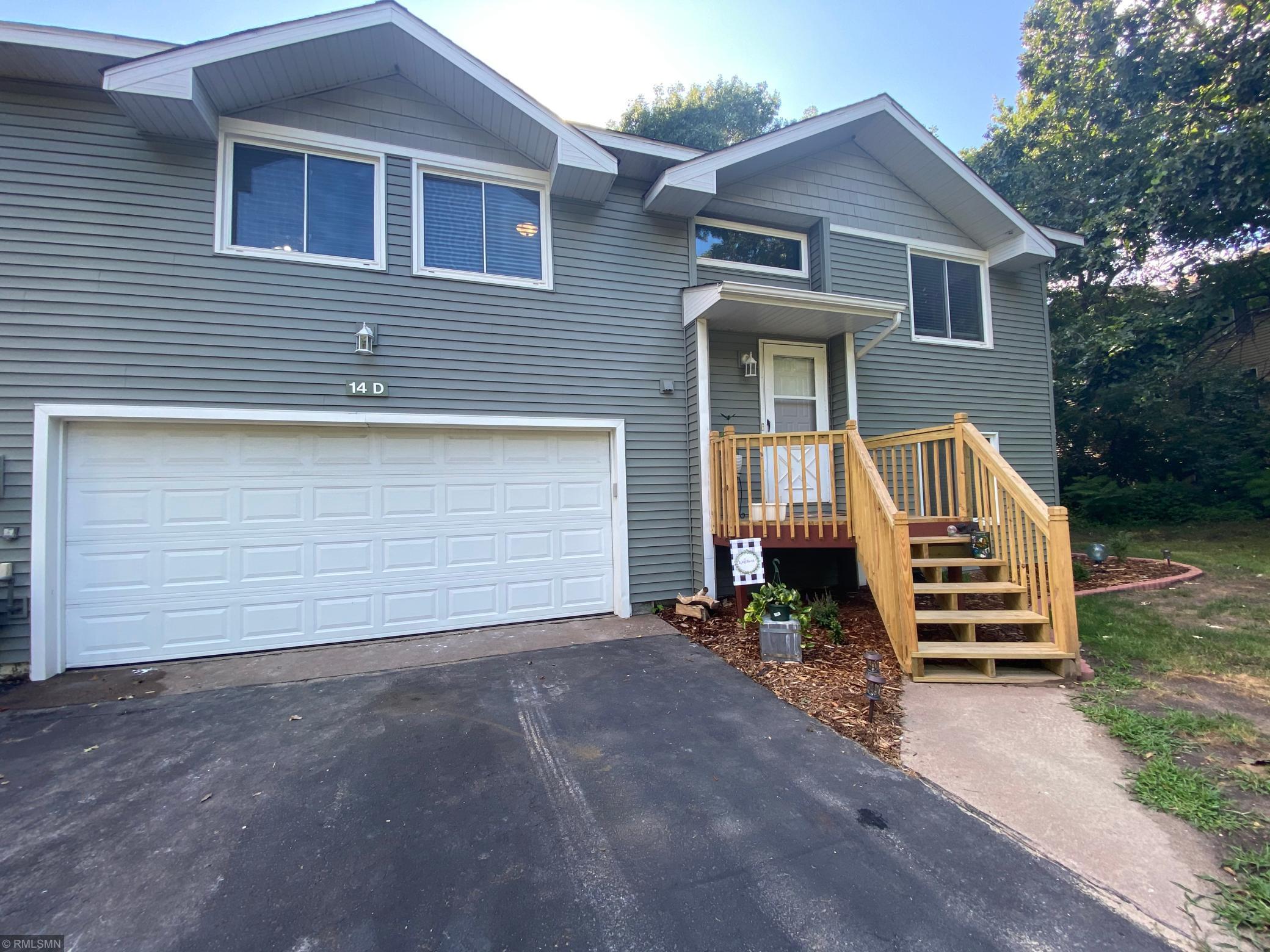 14D Oak Leaf Lane Property Photo - Circle Pines, MN real estate listing