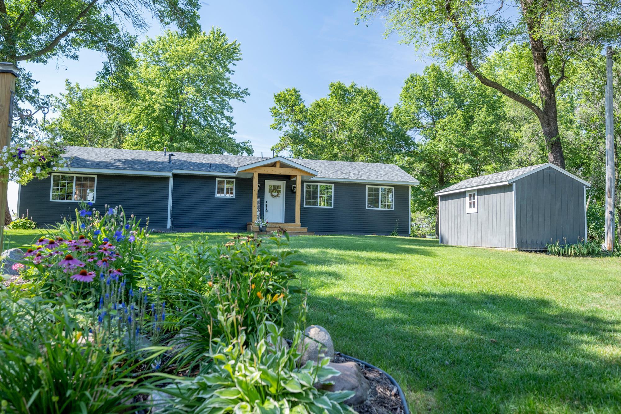 2407 S Lake George Drive NW Property Photo - Oak Grove, MN real estate listing