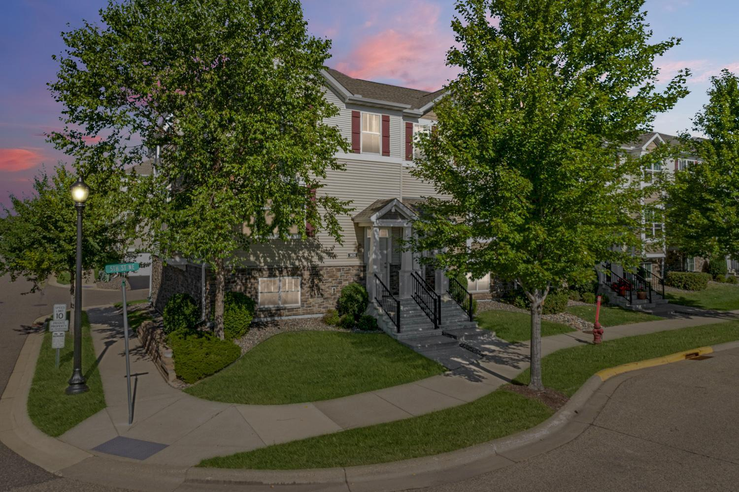 3820 5th Street NE Property Photo - Columbia Heights, MN real estate listing