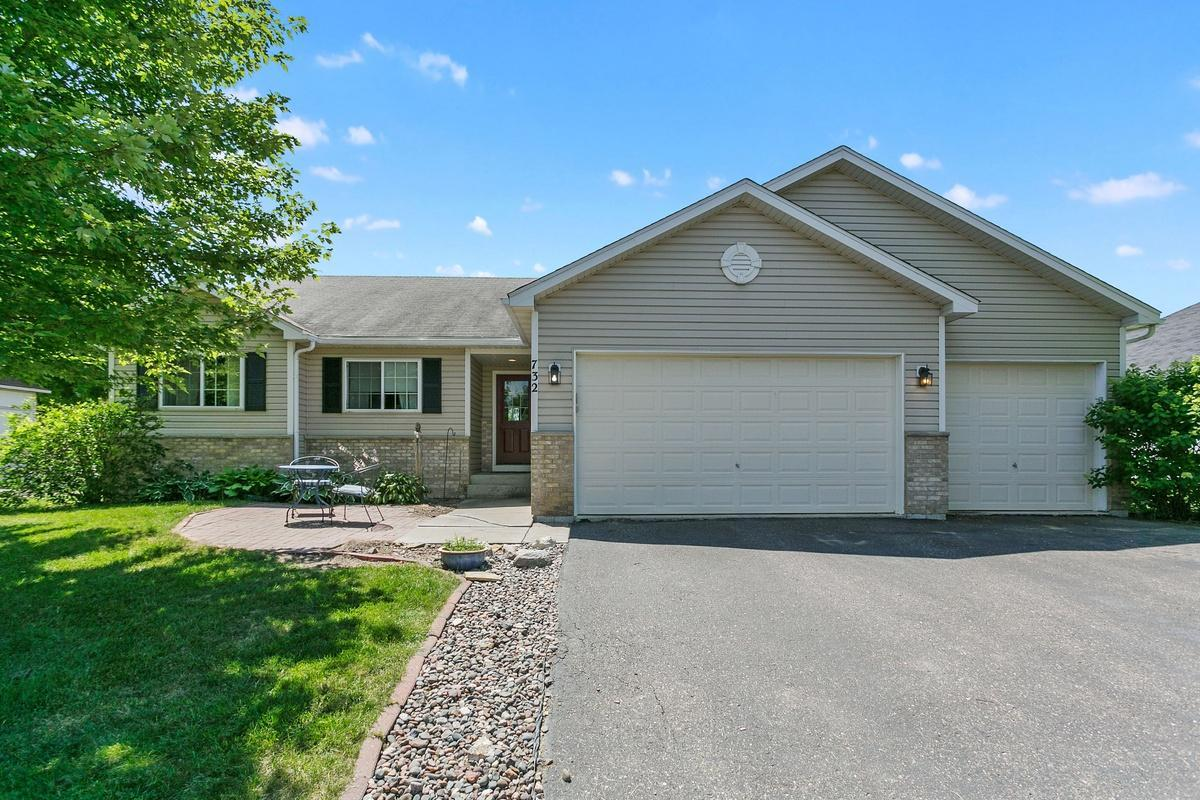 732 7th Street N Property Photo - Montrose, MN real estate listing