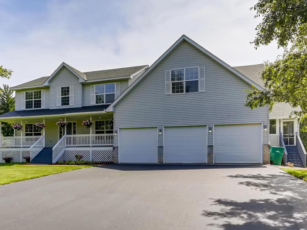 16059 Wake Street NE Property Photo - Ham Lake, MN real estate listing